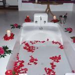 The bath..wow!