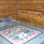 Bedroom  # 2 - Ponderosa Cabin