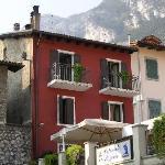 Rear exterior from Viale Dante