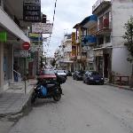 Nea Moudania town