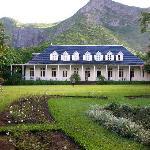 casa colonica nelle piantagioni
