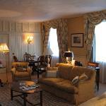 Dorchester Suite - Séjour