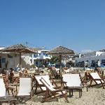 Ornos Beach club