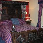 Master bedroom - Old Justice