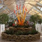"Dale Chihuly's ""Wildfire"""