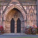 Hereford Cathedral, West Door