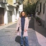 me in Guadalest nr Benidorm - 2006