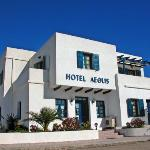 Hotel Aeolis, Adamas, Milos