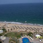 Le Meridien Al Aqah Beach Resort Photo