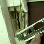 the door lock on my room