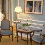 Our Deluxe Room at the Crillon