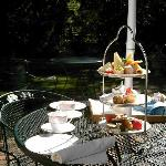 High Tea in the Gardens