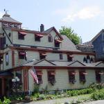 Pic of the Black Friar Inn