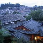 View from Zen Garden