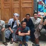 the boys off Sawunggaling