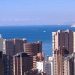 view from 18th floor,san marino block