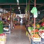 Porec Fruit and Veg Market