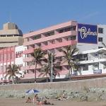 The Hotel Belmar from Olas Altas Beach