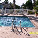 Pool at Tradewinds