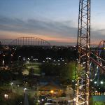 another view from ferris wheel