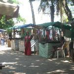 Praia do Forte-Market
