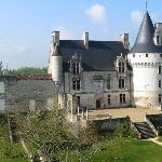 Chateau Seen from Tower