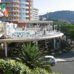 Hotel riviera sundeck