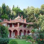 Villa della Pergola Bild