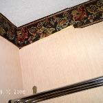 seperating wallpaper