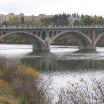 Saskatoon University Bridge