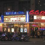 Teatros com restaurante