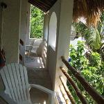 the porch room #7