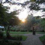 Grounds of the Milliken Creek Inn