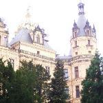 The Schweriner Castle