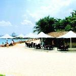 Buko Bar by the beach
