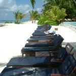 Club Med Kani. By the beach.