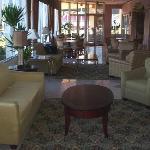 Quality Inn's Lobby