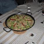 Sandra's Paella Yumm