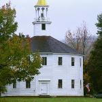 Historic Old Round Church Richmond