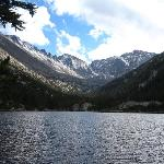 Mill's Lake at Rocky Mountain National Park