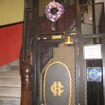 Historical elevator