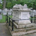 Grave of John Bunyan
