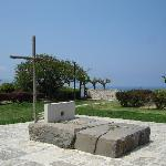The Tomb of Nikos Kazantzakis in may.