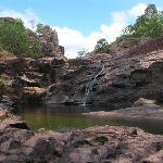 A gorgeous swimming hole in Kakadu.