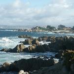 shore line