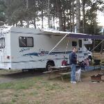 Gum Circle, Camp spot #235