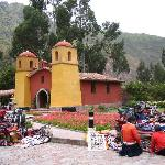 Vendors and the Church