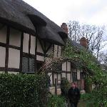 View of Anne Hathaway's Cottage