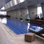 Moderm design swimming pool