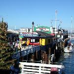 Wharf at Monterey